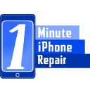 1 Minute iPhone repair of Austin logo