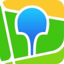 2GIS, local search service logo