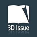 3D Issue logo