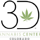 3D Cannabis Center logo