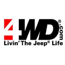 4 Wheel Drive Hardware logo