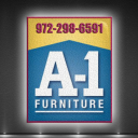 A1 Furniture logo