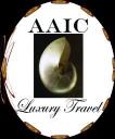 AAIC LUXURY TRAVEL logo