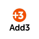 Add3.com logo