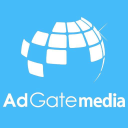 AdGate Media Limited Liability Company logo