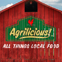Agrilicious! All Things Local Food logo