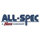 All-Spec, a Hisco Subsidiary logo