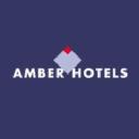 AMBER HOTELS logo