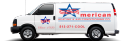 American Heating and Air Conditioning logo