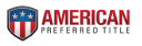 American Preferred Title Insurance Agency logo