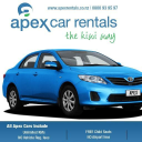 Apex Car Rentals logo
