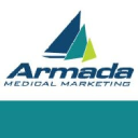 Armada Medical Marketing logo