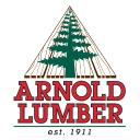 Arnold Lumber Company logo