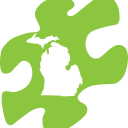 The Autism Alliance of Michigan logo