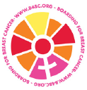B4BC (Boarding For Breast Cancer) logo