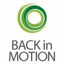 Back in Motion Rehab Inc. logo