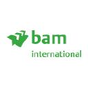 BAM International bv logo