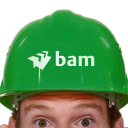 BAM Utiliteitsbouw logo
