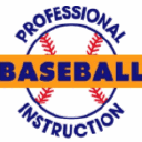 Professional Baseball Instruction logo