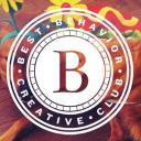 Best Behavior Creative Club logo