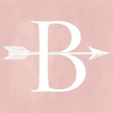 B H L D N / anthropologie weddings logo