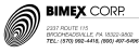 BIMEX Corp. logo