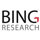 BING RESEARCH logo