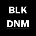 BLK DNM logo