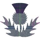 Bonnie Tartan logo