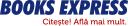 Books Express logo