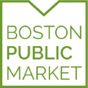 Boston Public Market Association logo