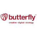 Butterfly | Digital agency logo