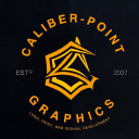 Caliber-Point Graphic Design Services logo