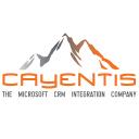 Cayentis: Microsoft Dynamics CRM logo