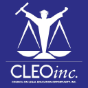 Council on Legal Education Opportunity (CLEO) logo