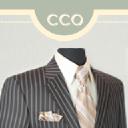 CCO Menswear logo