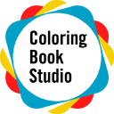 Coloring Book Studio logo