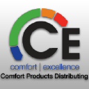 Comfort Products Distributing a division of Carrier Enterprise logo