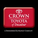 CROWN TOYOTA SCION logo