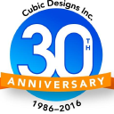 Cubic Designs Inc. logo