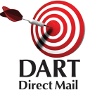 DART Direct Mail logo