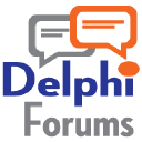 Delphi Forums logo