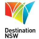 Destination NSW logo