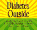 Diabetes Outside logo