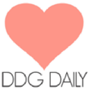 Drop dead gorgeous daily logo