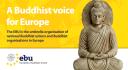 European Buddhist Union (EBU) logo