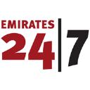Emirates 24|7 logo
