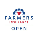 Farmers Insurance Open logo