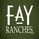 Fay Ranches logo