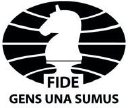 FIDE - World Chess Federation logo